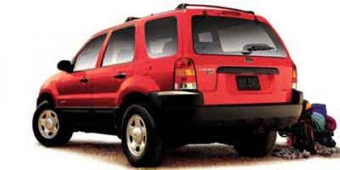 2004 Ford Escape XLS 0 V6 30L Automatic 100055 miles 7 00059950DH7 59950 Four Wheel D