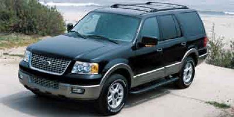 2004 Ford Expedition Eddie Bauer Black V8 46L Automatic 129420 miles  Rear Wheel Drive  Locki