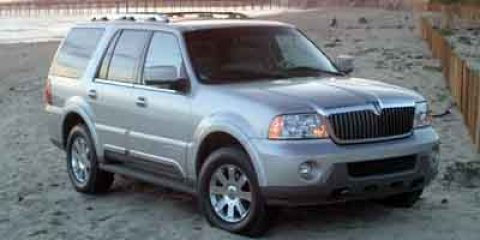 2004 Lincoln Navigator Cashmere Tri-Coat V8 54L Automatic 179643 miles The Sales Staff at Mac