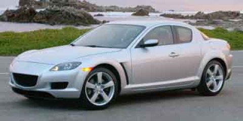 2004 Mazda RX-8 4DR CPE AT Titanium Gray Metallic V 13L Automatic 125032 miles If you have an