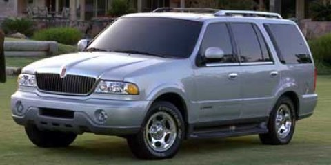 2000 Lincoln Navigator Medium Charcoal Green Met V8 54L Automatic 148767 miles 4X4 LEATHER K