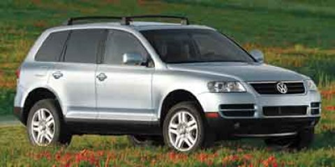 2004 Volkswagen Touareg Gray V8 42L Automatic 128043 miles Auto World of Pleasanton925-399-5