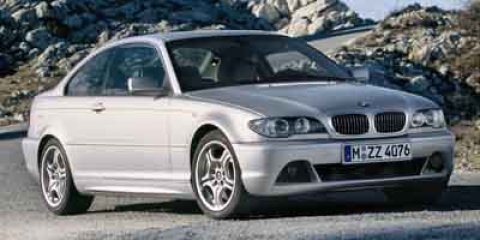 2004 BMW 3 Series 325Ci  V6 25L Automatic 129376 miles  Rear Wheel Drive  Traction Control