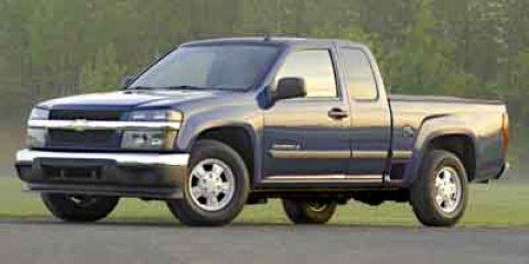 2004 Chevrolet Colorado LS ZQ8 Gray V5 35L  125535 miles  Rear Wheel Drive  Bucket Seats  T