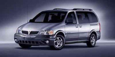 2004 Pontiac Montana w1SA Pkg Stealth Gray MetallicGray V6 34L Automatic 197217 miles Check