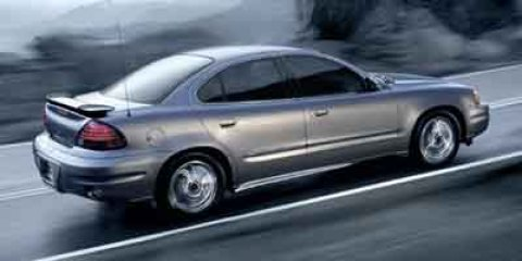 2004 Pontiac Grand Am SE Red V4 22L  156624 miles The Sales Staff at Mac Haik Ford Lincoln str