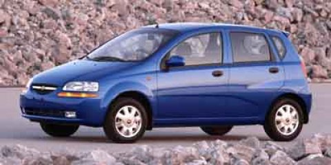 2004 Chevrolet Aveo LS  V4 16L  104023 miles  Front Wheel Drive  Tires - Front All-Season