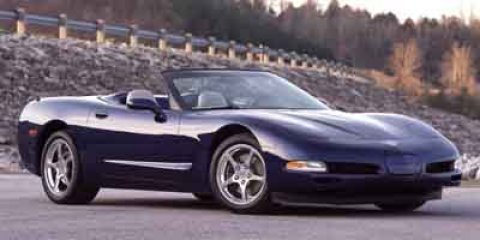 2004 Chevrolet Corvette LeMans Blue Metallic V8 57L 6SP 63441 miles -New Arrival- Leather Sea