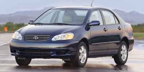 2004 Toyota Corolla LE Charcoal Gray MetallicLight Gray V4 18L Automatic 139099 miles This 20