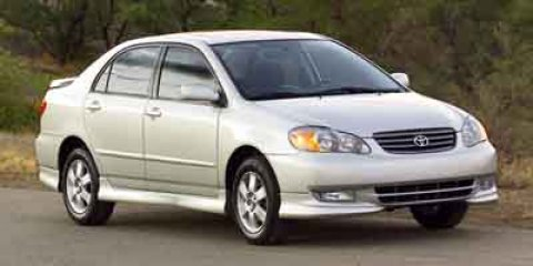 2004 Toyota Corolla CE  V4 18L Automatic 165048 miles Momentum Toyota of Fairfield Home of t