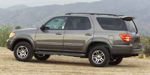 2004 Toyota Sequoia Limited GREY V8 47L Automatic 108649 miles Our GOAL is to find you the rig