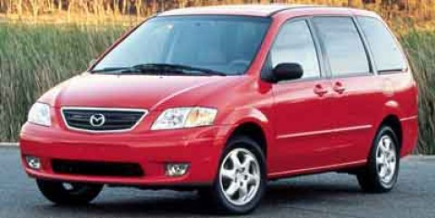 2000 Mazda MPV ES  V6 25L Automatic 135396 miles  Front Wheel Drive  Tires - Front All-Season