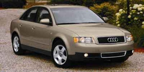 2004 Audi A4 18T  V4 18L Automatic 123813 miles Price plus government fees and taxes any