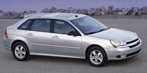 2004 Chevrolet Malibu Maxx LT Silver V6 35L Automatic 119924 miles Only 119 924 Miles Deliv
