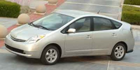 2004 Toyota Prius Salsa Red PearlBROWN IVORY V4 15L Variable 169703 miles  Dual heated color-