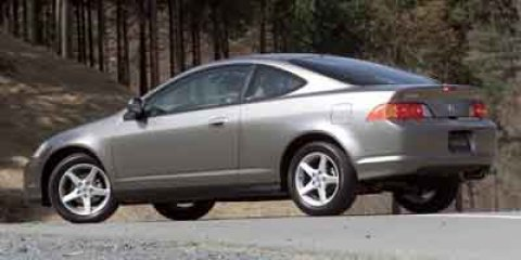 2004 Acura RSX 2DR CPE MT WCLTH Gray V4 20L Manual 118348 miles  Front Wheel Drive  Tires -