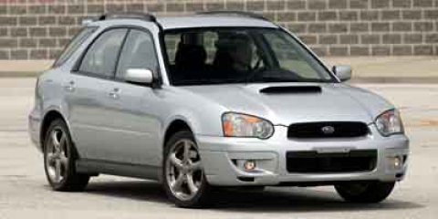 2004 Subaru Impreza Wagon WRX Sport  V4 20L Automatic 126468 miles  Turbocharged  LockingLim