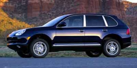 2004 Porsche Cayenne BeigeBlack V6 32L Automatic 60770 miles Low miles You dont see low mile