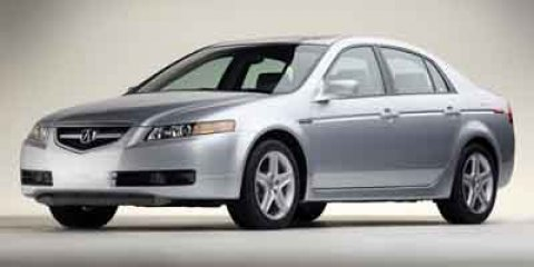 2004 Acura TL TL Redondo Red Pearl V6 32L Manual 140812 miles  LockingLimited Slip Differenti