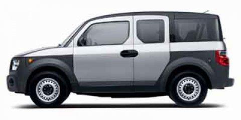 2004 Honda Element LX ORANGE V4 24L Manual 90052 miles  Front Wheel Drive  Engine Immobilizer