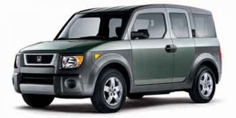 2004 Honda Element EX Galapogos Green Metallic V4 24L Automatic 133870 miles  Four Wheel Driv