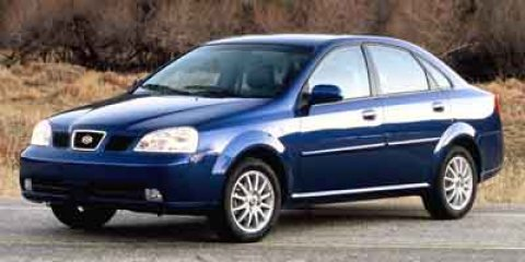 2004 Suzuki Forenza S Cobalt Blue MetallicGray V4 20L Automatic 79515 miles HERE IS YOUR EVERY
