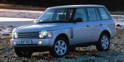 2004 Land Rover Range Rover HSE  V8 44L Automatic 130318 miles  Traction Control  Four Wheel