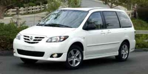2004 Mazda MPV Rally WhiteBeige V6 30L Automatic 96769 miles NEW ARRIVAL Every vehicle comes