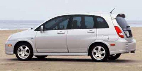 2004 Suzuki Aerio SX FWD White Pearl V4 23L  89536 miles Visit Mike Anderson Chevrolet Chicago