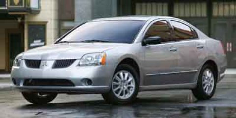 2004 Mitsubishi Galant ES Kalapana BlackGray V4 24L Automatic 157158 miles GUARANTEED FINANCI