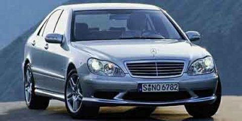 2004 Mercedes S-Class 50L designo Silver V8 50L Automatic 112170 miles JUST REPRICED FROM 11