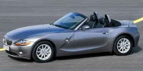2004 BMW Z4 25i Titanium Silver Metallic V6 25L Automatic 107518 miles This one says TAKE ME