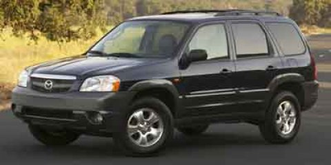 2004 Mazda Tribute LX  V6 30L Automatic 89682 miles  Front Wheel Drive  Tires - Front All-Sea
