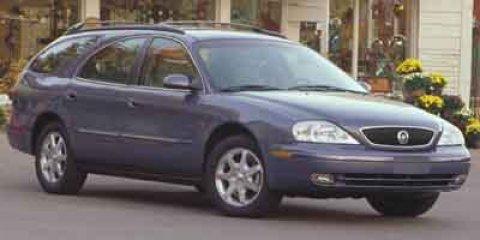 2000 Mercury Sable LS Premium Green V6 30L Automatic 165624 miles  Front Wheel Drive  Tires