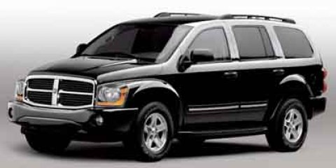 2004 Dodge Durango Limited Gray V8 57L Automatic 82701 miles  Four Wheel Drive  Tires - Fron
