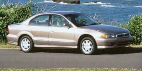 2000 Mitsubishi Galant ES Bodega Beige V4 24L Automatic 207172 miles Score a deal on this 200