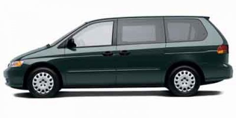 2004 Honda Odyssey LX  V6 35L Automatic 176104 miles -New Arrival- 3rd Row Seating Rear Buck