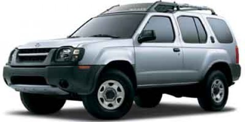2004 Nissan Xterra XE  V4 24L Manual 58081 miles  Rear Wheel Drive  Tires - Front All-Season