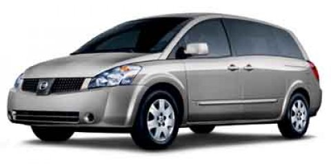 2004 Nissan Quest S BlueGray V6 35L Automatic 133644 miles With an attractive design and pric