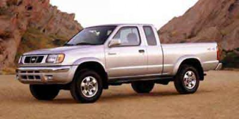 2000 Nissan Frontier 2WD XE Silver V4 24L  15076 miles  Rear Wheel Drive  Tires - Front All-