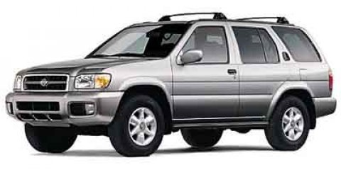 2000 Nissan Pathfinder SE Super Black V6 33L Automatic 139840 miles  Four Wheel Drive  Tow Ho