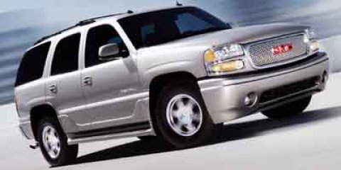 2004 GMC Yukon Denali Silver Birch Metallic V8 60L Automatic 105225 miles  All Wheel Drive  T