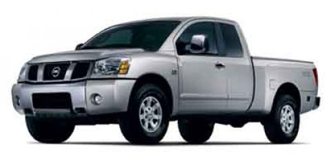 2004 Nissan Titan Galaxy V8 56L Automatic 75322 miles  Rear Wheel Drive  Tires - Front All-Se