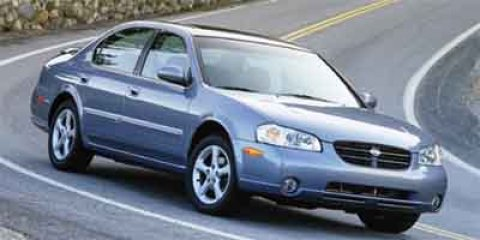2000 Nissan Maxima Silver V6 30L  152976 miles The Sales Staff at Mac Haik Ford Lincoln strive