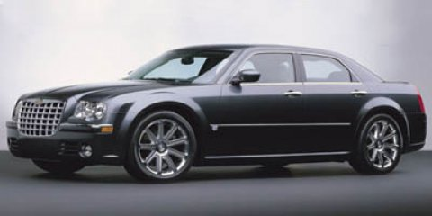 2005 Chrysler 300 300C Brilliant Black Crystal PrlDark Slate GrayLight Graystone V8 57L Automat