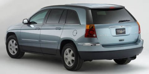2006 Chrysler Pacifica Touring Blue V6 35L Automatic 80814 miles  All Wheel Drive  Air Suspen