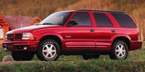 2000 Oldsmobile Bravada  V6 43L Automatic 0 miles  All Wheel Drive  LockingLimited Slip Diff