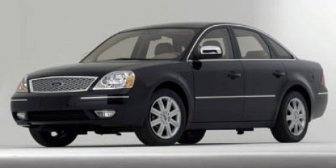 2005 Ford Five Hundred Limited BlackBlack Leather V6 30L Variable 157212 miles  All Wheel Driv