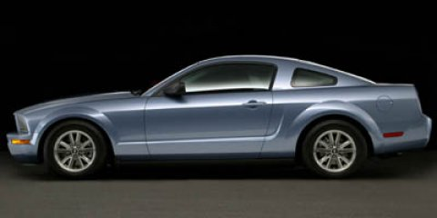 2007 Ford Mustang MED PARCHMENT LEATHER BUCKETS Windveil Blue MetallicMedium Parchment V6 40L Au