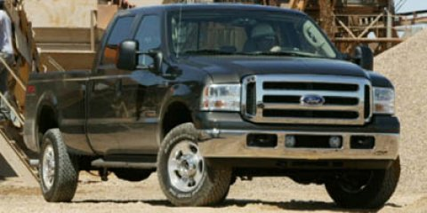 2005 Ford Super Duty F-250 Silver Metallic V8 60L  104550 miles  Four Wheel Drive  Tow Hooks